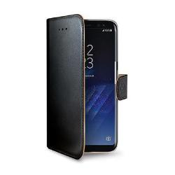 21e1db2d835 CELLY WALLY CASE FOR GALAXY S8 BLACK | CELLY-WALLY690 | Data-Systems